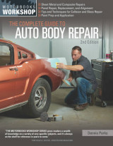 Omslag - The Complete Guide to Auto Body Repair