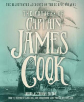 The Voyages of Captain James Cook av James Cook, Georg Forster, John Hawkesworth og James King (Innbundet)