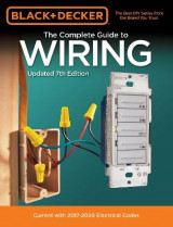 Omslag - Black & Decker The Complete Guide to Wiring, Updated 7th Edition