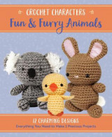 Omslag - Crochet Characters Fun & Furry Animals