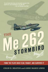 Omslag - The Me 262 Stormbird
