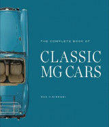 Omslag - The Complete Book of Classic MG Cars