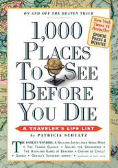 1,000 Places to See Before You Die av Patricia Schultz (Heftet)