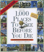1,000 Places to See Before You Die Picture-A-Day Wall Calendar av Patricia Schultz (Kalender)