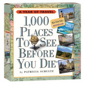1000 Places to See Before You Die P.A.D 2012 av Patricia Schultz (Kalender)