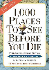 1,000 Places to See Before You Die av Patricia Schultz (Innbundet)