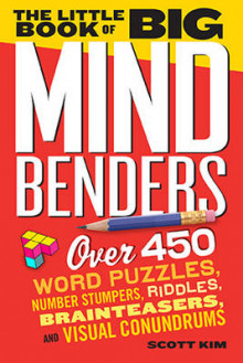 The Little Book of Big Mind Benders av Scott Kim (Heftet)