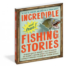 Incredible and True Fishing Stories av Shaun Morey (Heftet)