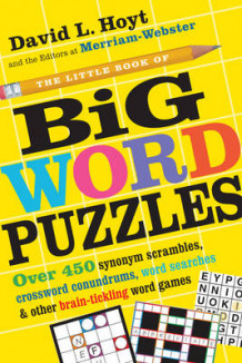The Little Book Of Big Word Puzzles av David Hoyt, Editors of Merriam-Webster, David L. Hoyt og Merriam-Webster (Heftet)