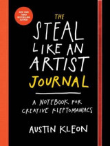 Omslag - Steal like an artist journal