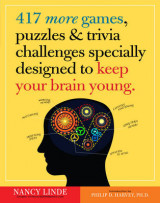 Omslag - 417 More Games, Puzzles & Trivia Challenges Specially Designed to Keep Your Brain Young