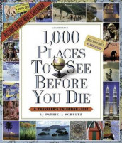 1,000 Places to See Before You Die Picture-A-Day Wall Calendar 2017 av Patricia Schultz (Kalender)