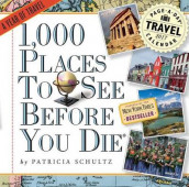 1,000 Places to See Before You Die Page-A-Day Calendar 2017 av Patricia Schultz (Kalender)