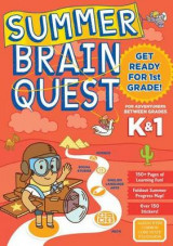 Omslag - Summer Brain Quest: Between Grades K & 1