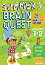 Omslag - Summer Brain Quest: Between Grades 1 & 2