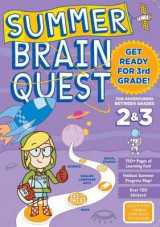 Omslag - Summer Brain Quest: Between Grades 2 & 3