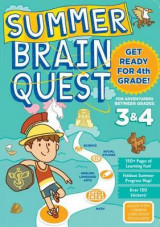 Omslag - Summer Brain Quest: Between Grades 3 & 4
