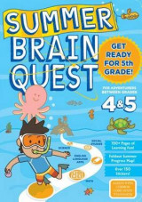 Omslag - Summer Brain Quest: Between Grades 4 & 5