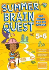 Omslag - Summer Brain Quest: Between Grades 5 & 6