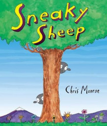 Sneaky Sheep av Chris Monroe (Innbundet)
