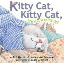 Kitty Cat, Kitty Cat, are You Waking Up? av Bill Martin og Michael Sampson (Innbundet)
