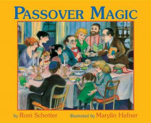 Passover Magic av Roni Schotter (Heftet)