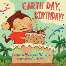 Earth Day, Birthday! av Maureen Wright (Innbundet)