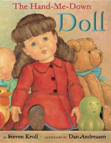 The Hand-Me Down Doll av Steven Kroll (Innbundet)