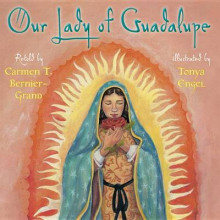 Our Lady of Guadalupe av Carmen Bernier-Grand (Innbundet)