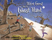 We're Going on a Ghost Hunt av Susan Pearson (Innbundet)