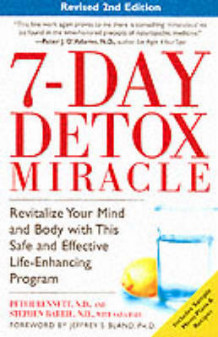 7 Day Detox Miracle av Peter Bennett og Stephen Barrie (Heftet)
