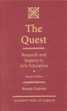 The Quest av Richard Courtney (Innbundet)