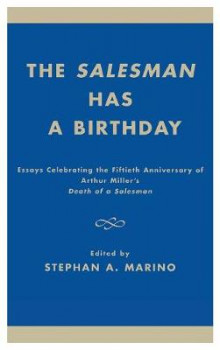 The Salesman Has a Birthday av Stephen A. Marino (Innbundet)