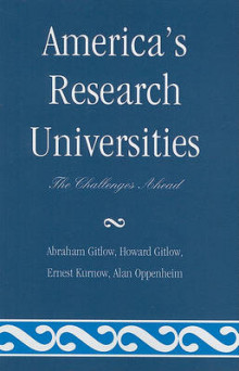 America's Research Universities av Abraham L. Gitlow (Heftet)