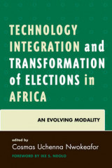 Omslag - Technology Integration and Transformation of Elections in Africa