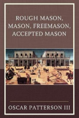 Omslag - Rough Mason, Mason, Freemason, Accepted Mason