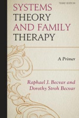 Omslag - Systems Theory and Family Therapy