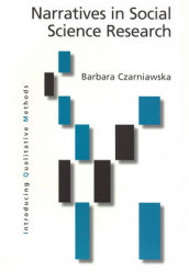 Narratives in Social Science Research av Barbara Czarniawska (Innbundet)