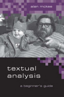 Textual Analysis av Alan McKee (Innbundet)
