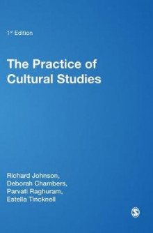 The Practice of Cultural Studies av Richard Johnson, Deborah Chambers, Parvati Raghuram og Estella Tincknell (Innbundet)