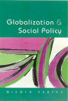 Globalization and Social Policy av Nicola Yeates (Innbundet)