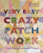 Very Easy Crazy Patchwork av Betty Barnden (Innbundet)