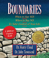 Boundaries av Dr. Henry Cloud og Dr. John Townsend (Innbundet)
