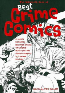 Mammoth Book of Best Crime Comics av Paul Gravett (Heftet)