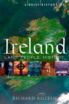 Brief History of Ireland av Richard Killeen (Heftet)