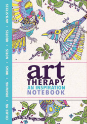 Art Therapy: An Inspiration Notebook av Sam Loman (Innbundet)