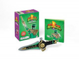 Omslag - Mighty Morphin Power Rangers Dragon Dagger and Illustrated Book
