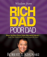 Omslag - Wisdom from Rich Dad, Poor Dad