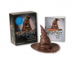 Omslag - Harry Potter Talking Sorting Hat and Sticker Book