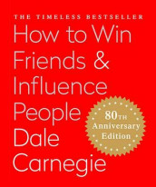 How to Win Friends & Influence People (Miniature Edition) av Dale Carnegie (Innbundet)